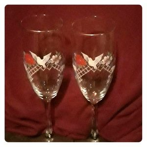 Other - ANNIVERSARY GLASSES
